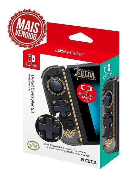 Joy-con Esquerdo Hori Zelda Original Nintendo Switch Leia!!!