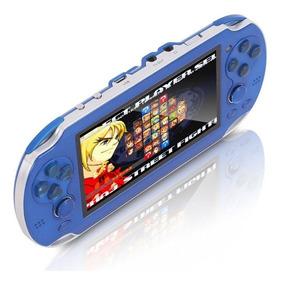 Mini Vídeo Game Portátil Retrô + 9.000 Jogos Super Nintendo