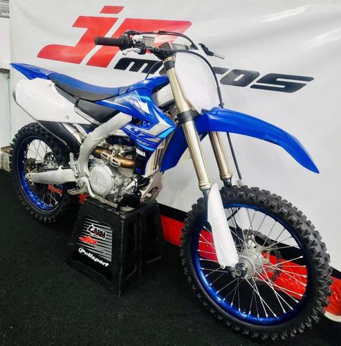 Yamaha Yz 450f 2020 Azul