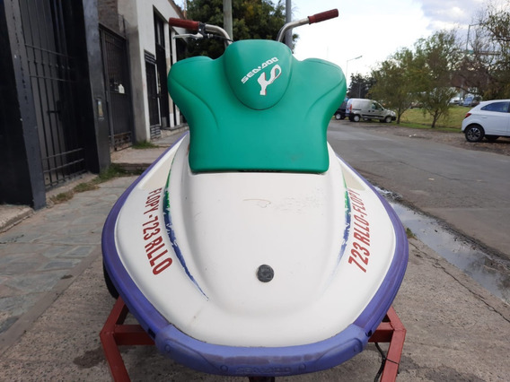 Sea Doo 650 Xp Mod96 80 Hp