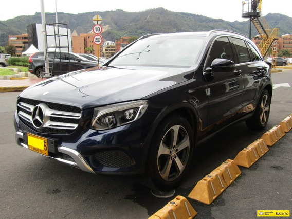 Mercedes Benz Clase Glc 220 At 2200cc Aa Ab Abs