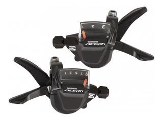 Manijas De Cambio Shimano Sl-m3000 Acera 3x9