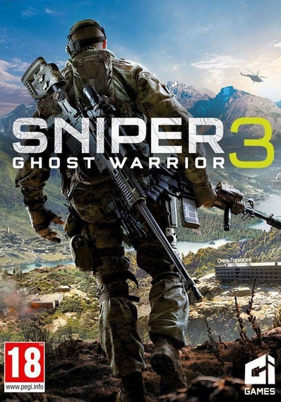 Sniper Ghost Warrior 3 Pc - Original (steam Key)
