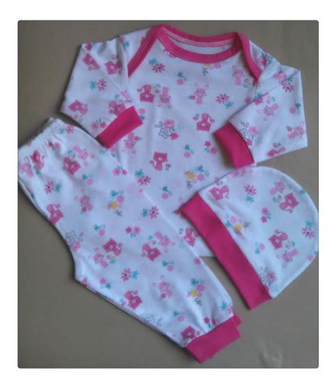 Pijamas Bebe Tallas 0/3 Y 3/6 Meses 2 X El Precio Indicado