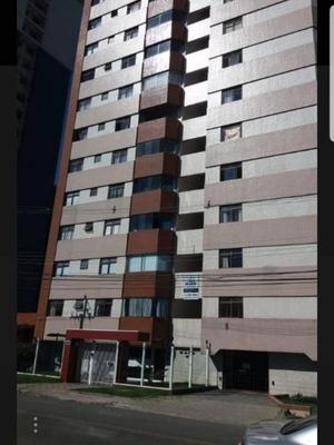 Apartamento Com 3 Dormitórios À Venda, 92 M² Por R$ 440.000 - Cristo Rei - Curitiba/pr - Ap0684