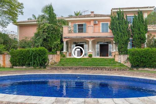 Imagem 1 de 15 de Casa Em Condominio - Vila De Sao Fernando - Ref: 15080 - V-re16038
