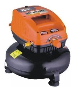 Compresor Aire 12 Litros Sin Aceite Portatil Multius 1/3hp