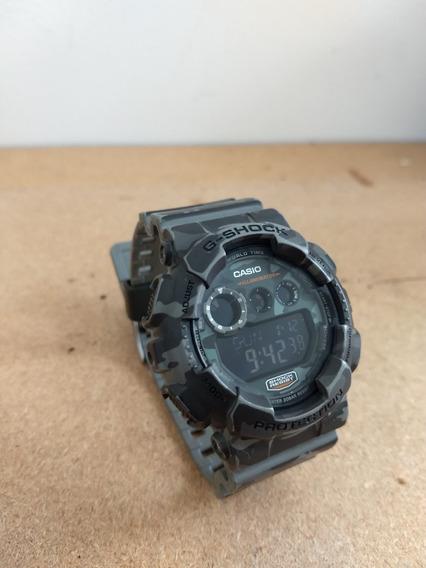 Relógio Casio G-shock Gd 120cm 8dr Original Usado