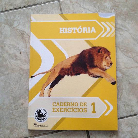 Livro História 1 Caderno De Exercícios Ensino Médio 2014 C2