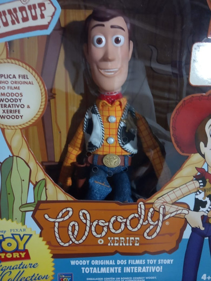 Woody Toy Story Signature Collection