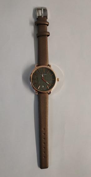 Reloj Para Mujer Bronce