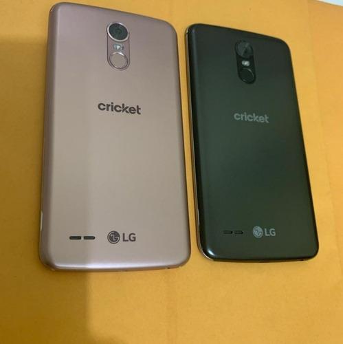 Imagen 1 de 1 de LG Stylo 3 Plus 16gb 4g