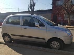 Chevrolet / Spark Gris Metalico Unica Dueña Toda Prueba