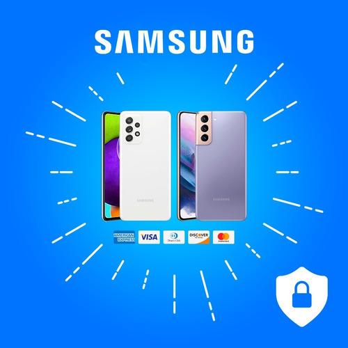 Samsung A02 A02s A32 A52 A72 S21, S21+, S21 Ultra, Z Fold 2