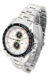 Reloj Soho Hombre Ch186 - Metal Fecha Wr30