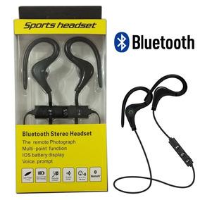 Fone De Ouvido Bluetooth Esportivo Gancho Orelha Ciclista