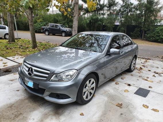 Mercedes-benz Clase C C200 1.8 Avantgarde B.efficiency