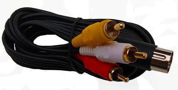Cabo P Mega Drive 1 E 2 Ver Ultimas Fotos Com Os Console