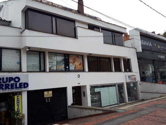 Oficina Amoblada 101 M2 Exterior. Calle 122 # 18c-26