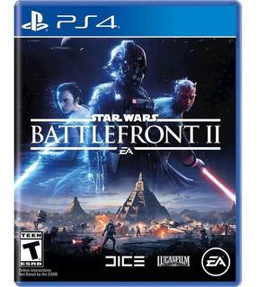 Star Wars Battlefront 2 Juego Ps4 Fisico / Mipowerdestiny
