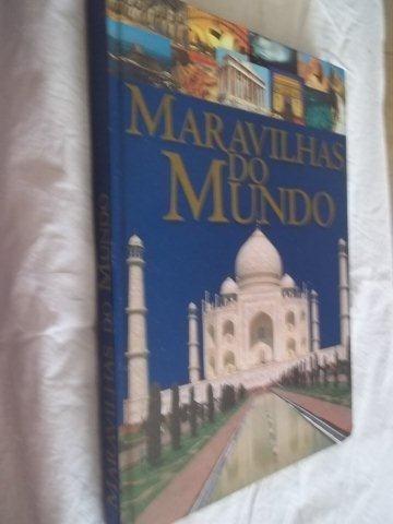 * Livro - Maravilhas Do Mundo - História