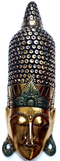 Mascara Buda Madera 100cm Deco Budismo 151.002100