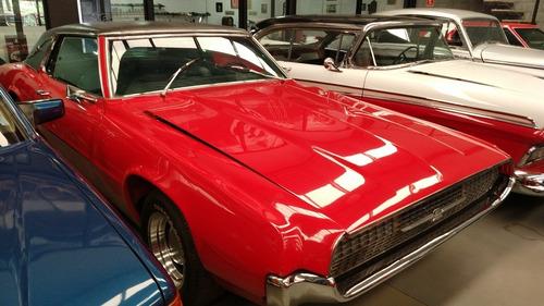 Imagem 1 de 15 de Ford Thunderbird 1967 - V 8