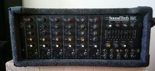 Consola Potenciada Soundtech Usa