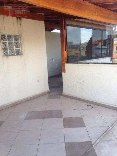 Cobertura  Residencial À Venda, Vila Francisco Matarazzo, Santo André. - Co0209