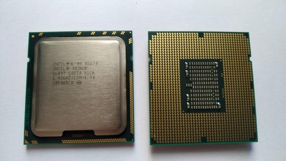 Processador Xeon X5670 Lga1366 P/ Server Dell Hp Ibm