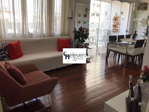 Apartamento Para Venda Graça, Salvador Nascente 3 Dormitórios Sendo 1 Suíte, 1 Sala, 1 Banheiro, 2 Vagas, 120 M². - Tnv7051 - 31952942