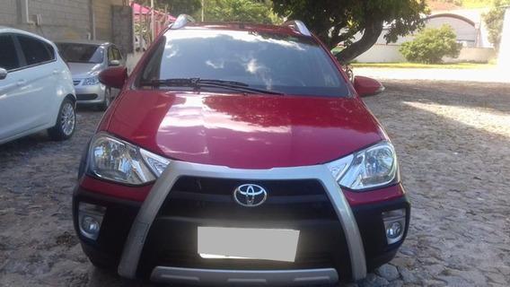 Toyota Etios Cross Ano 2017/18 Completo, Todo Novinho.