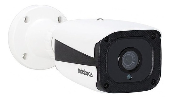 Camera Ip Intelbras Hd 720p Infra Vip 1120b Onvif Wdr P2p
