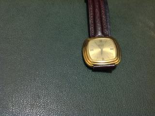 Reloj Piaget De Oro De Los Años 80 Impecable