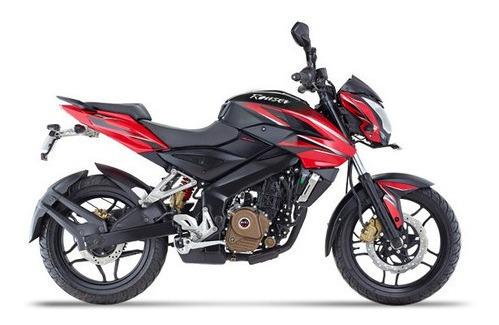Bajaj Rouser 160 Ns Td - Desc Contado Motozuni Exclusivo