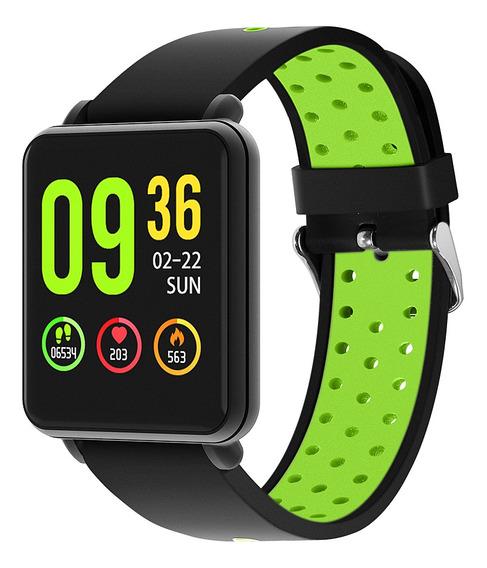 Reloj Pulsera Inteligente Bluetooth Deportivo Para Fitness