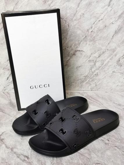 Sandalias Chanclas Huaraches Gucci Unisex Versace ¡=)=)=)=)=