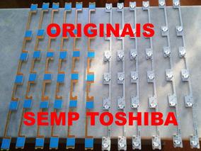 Kit Barramento Led Dl4844, 48l2400, Semp Toshiba Aluminio