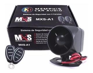 Alarma Memphis Mxs-a1 2 Controles 100% Segura Viper
