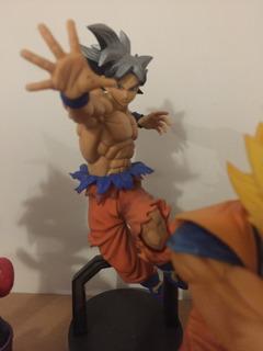 Goku Ultra Instinto Banpresto