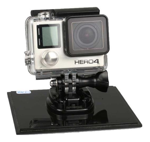 Câmera De Ação Gopro Hero4 C/ Acessórios