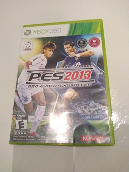 Pés 2013 Xbox 360 Semi Novo
