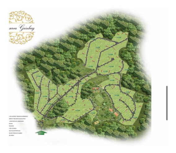 Vendo Terreno Reserva Grinberg Monte Verde