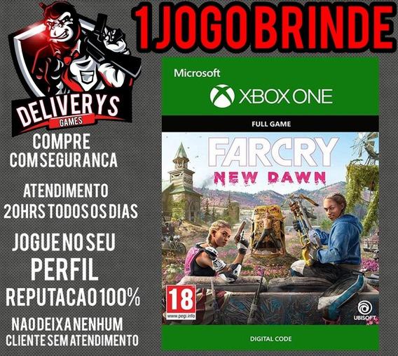 Far Cry New Dawn Xbox One Midia Digital + 1 Brinde