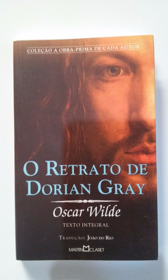 Livro - O Retrato De Dorian Gray - Oscar Wilde