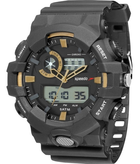 Relógio Speedo Masculino 81156g0evnp1