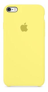 Funda Iphone 5 5s Apple Original Silicone Case Colores Varios