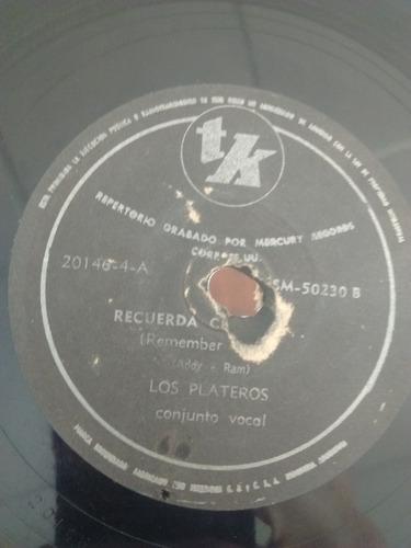 Los Plateros Disco Pasta Tk Sm-50230 C25