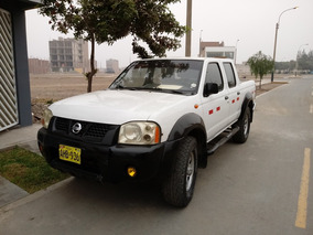 Nissan Frontier 4x4 Pikc Up