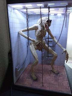 Escultura Alien Resurrection Con Lampara